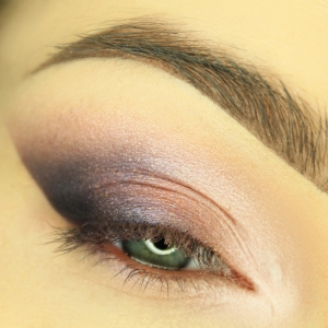 MAKEUP VIOLET&ORANGE URBAN DECAY SHADOW BOX