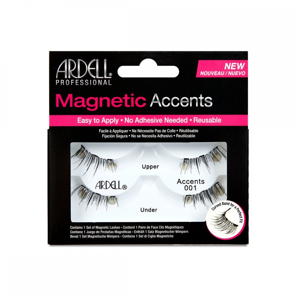 ARDELL LASHES MAGNETIC LASHES ACCENTS 001