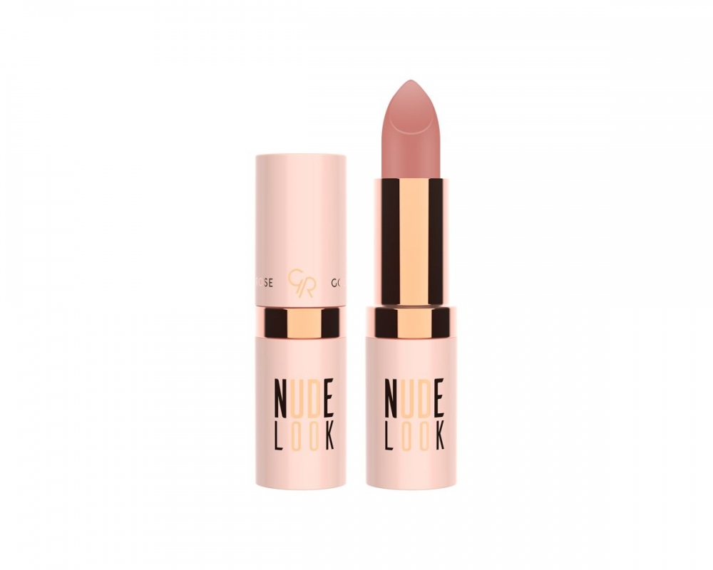 GOLDEN ROSE PERFECT MATTE LIPSTICK-NUDE LOOK