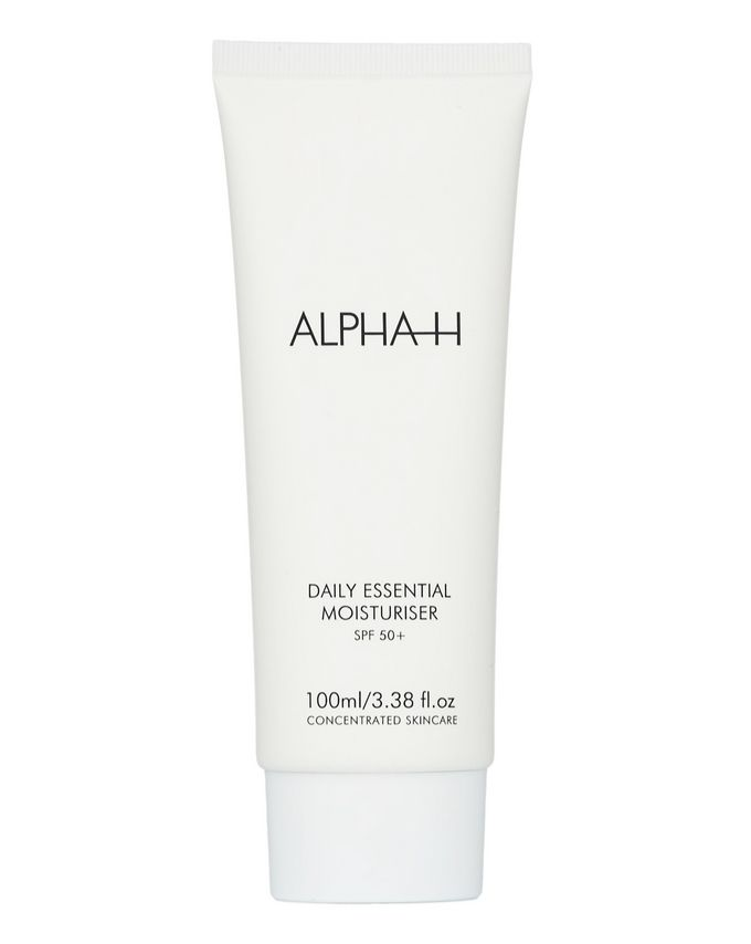 ALPHA-H SUPERSIZE DAILY ESSENTIAL MOISTURISER SPF 50+
