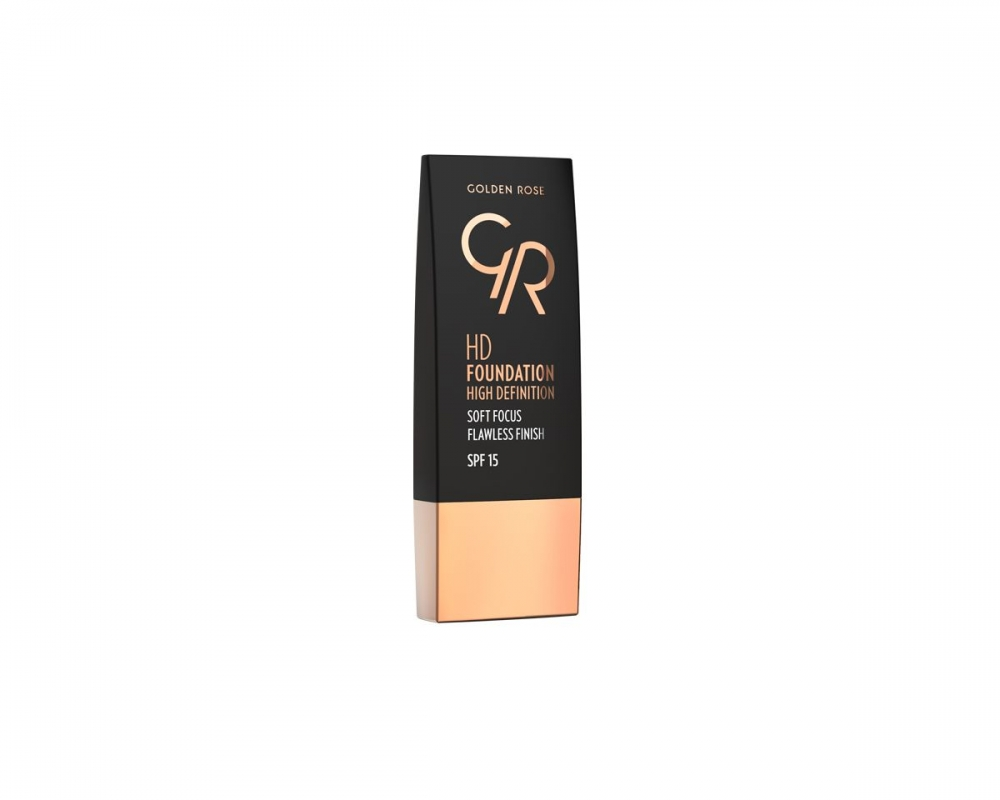 GOLDEN ROSE HD FOUNDATION