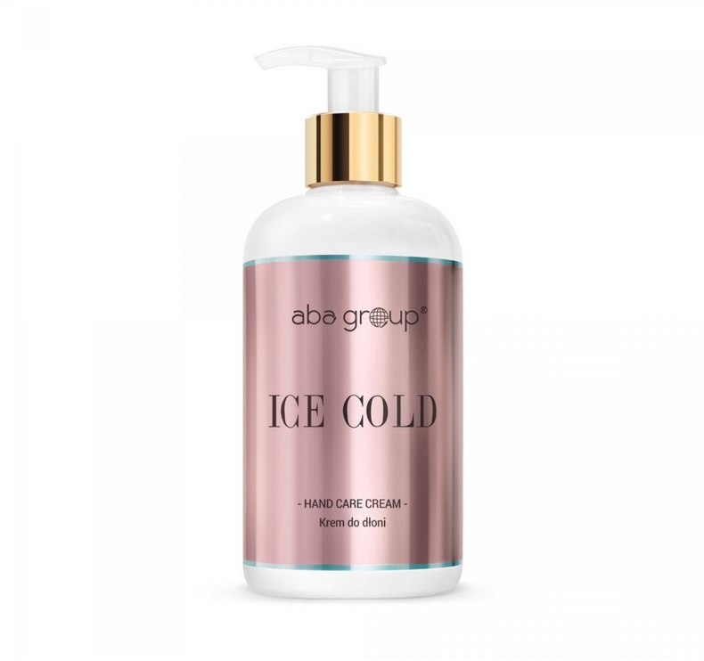 ABA GROUP HAND CREAM ICE COLD 300ml