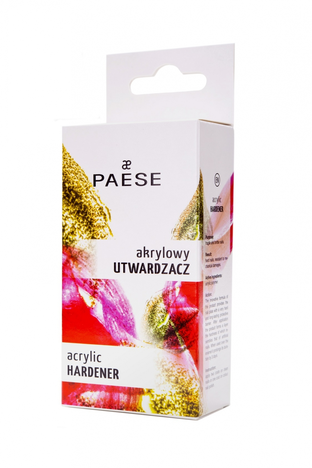 PAESE NAIL THERAPHY ACRYLIC HARDNER