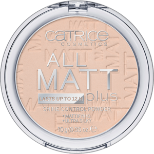 CATRICE ALL MATT PLUS POWDER