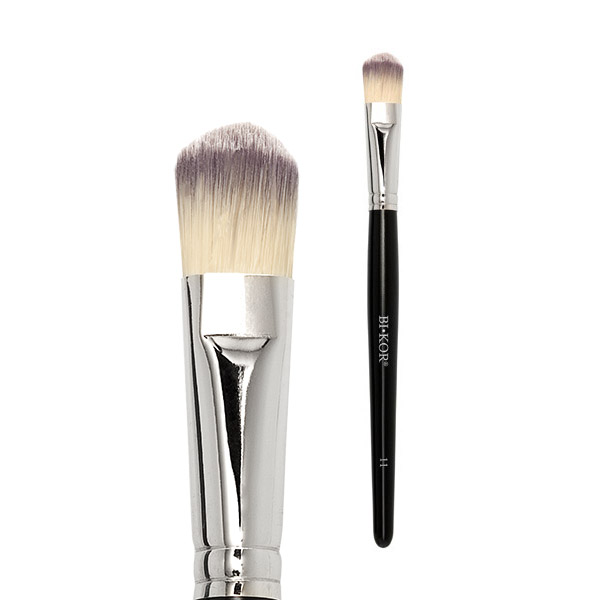BIKOR PRO BRUSH N°11 COMPACT POWDER