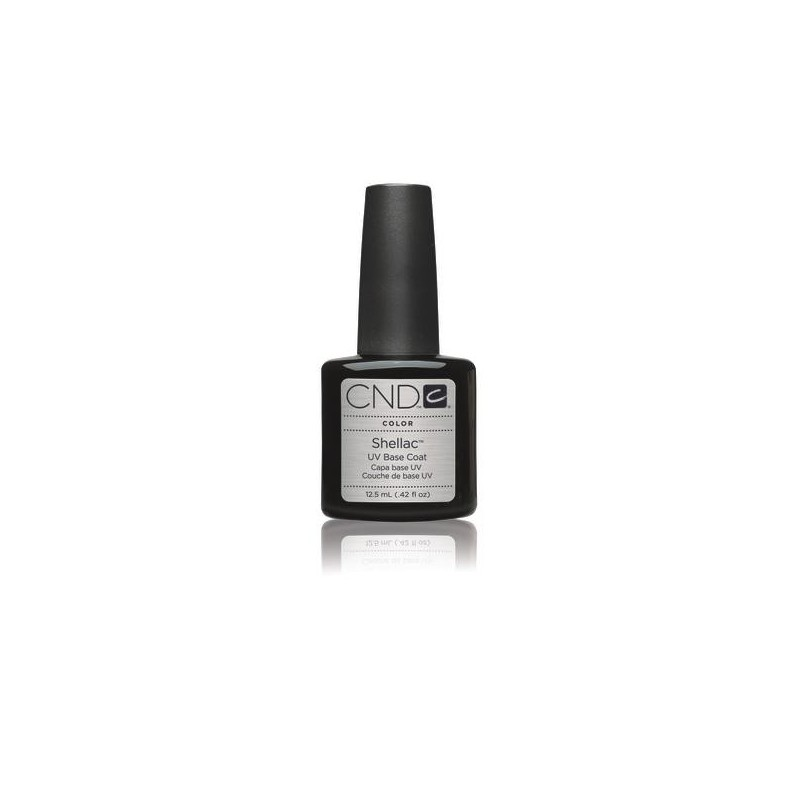 CND SHELLAC UV LED GEL POLISH BASE COAT 12.5 ml
