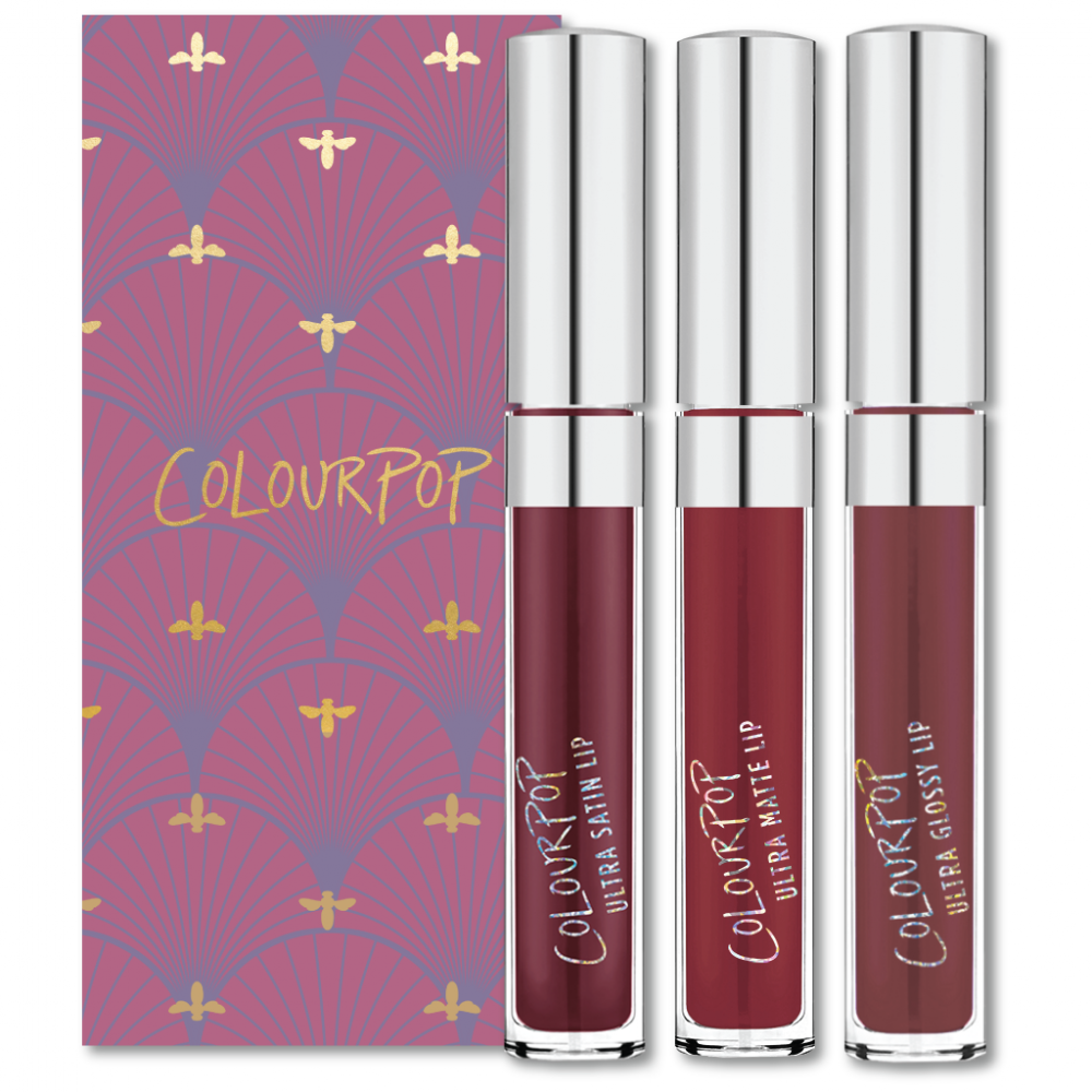 COLOURPOP CAN YOU KNOT