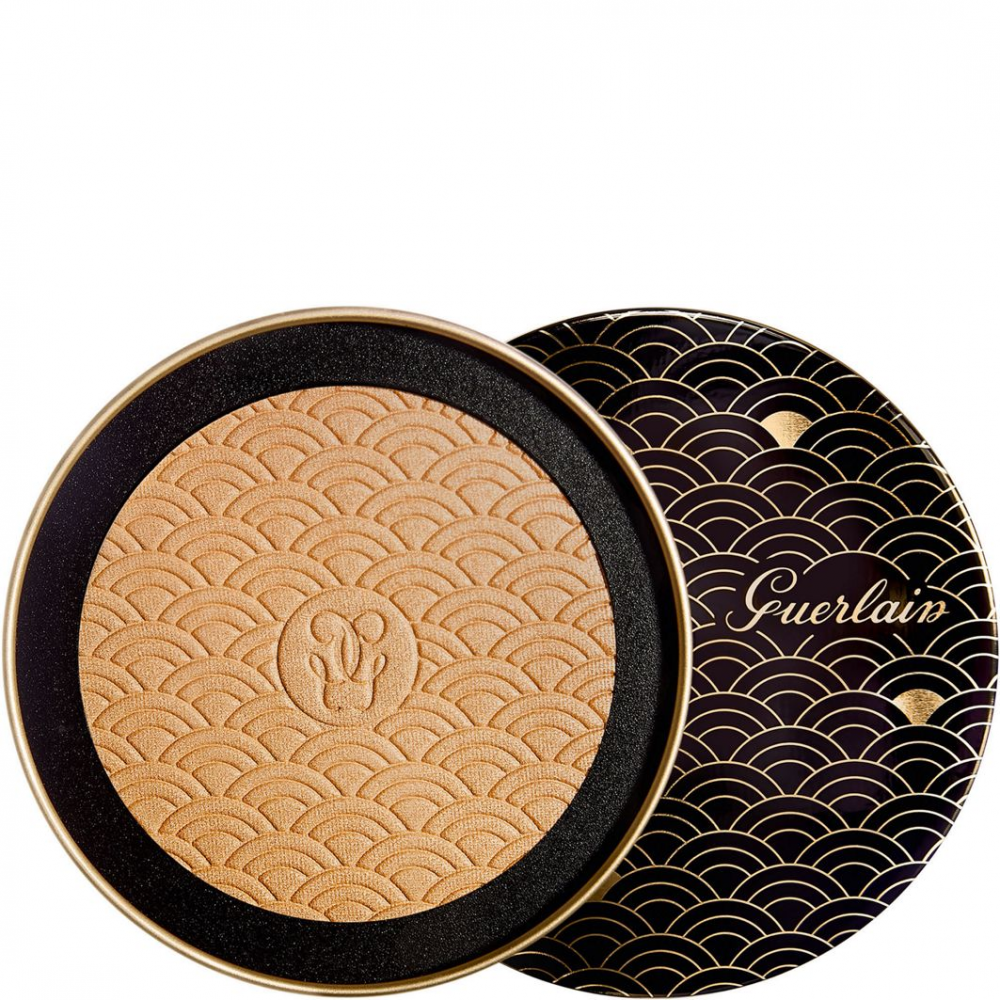 GUERLAIN TERRACOTTA CHRISTMAS GOLD LIGHT POWDER