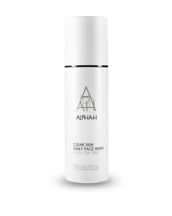 ALPHA-H CLEAR SKIN DAILY FACE WASH