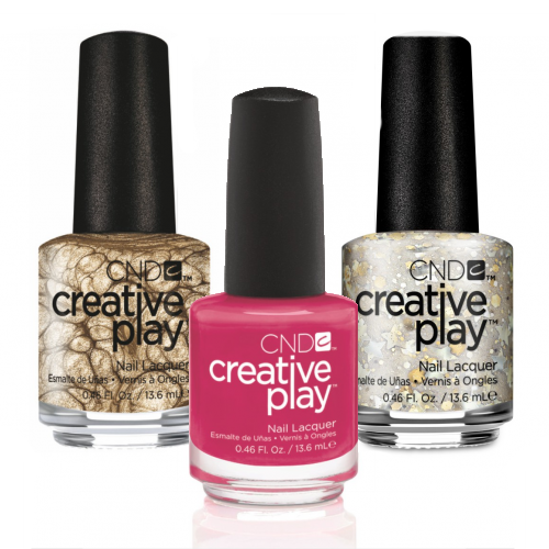 CND CREATIVE PLAY NAIL POLISH  13,6ML