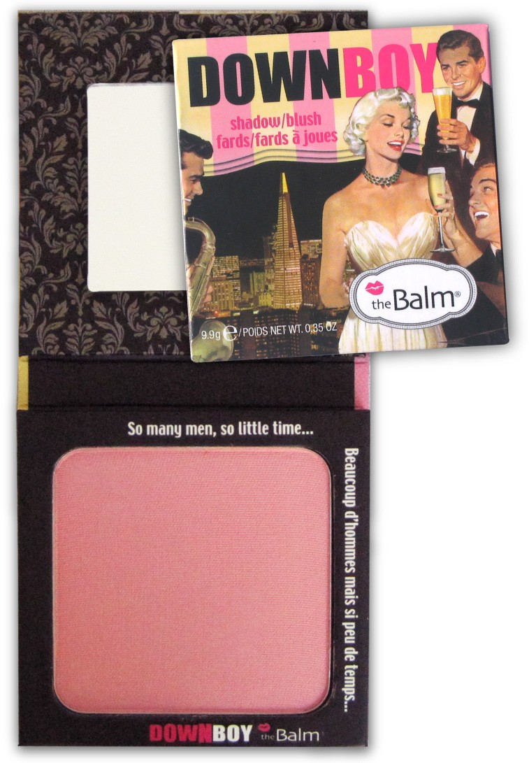 theBALM DOWNBOY BLUSH