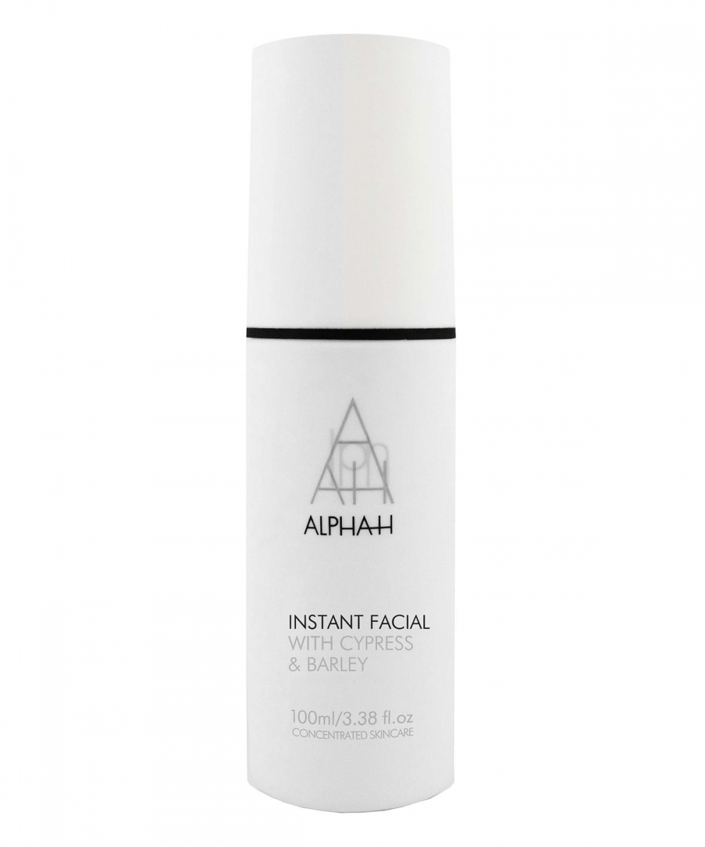 ALPHA-H INSTANT FACIAL WITH CYPRESS & BARLEY 100ml