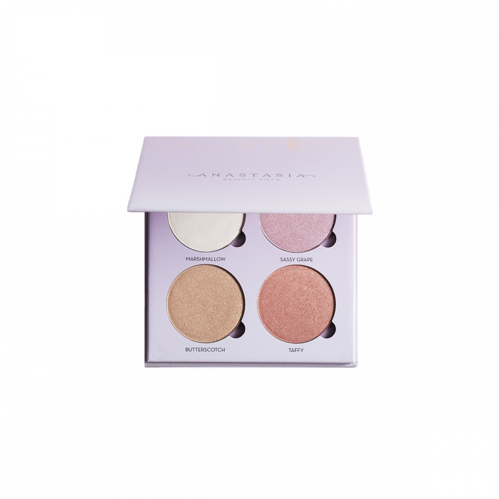ANASTASIA BEVERLY HILLS GLOW KIT SWEETS HIGHLIGHTER PALETTE