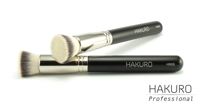 HAKURO FOUNDATION FALT TOP BRUSH  H50S