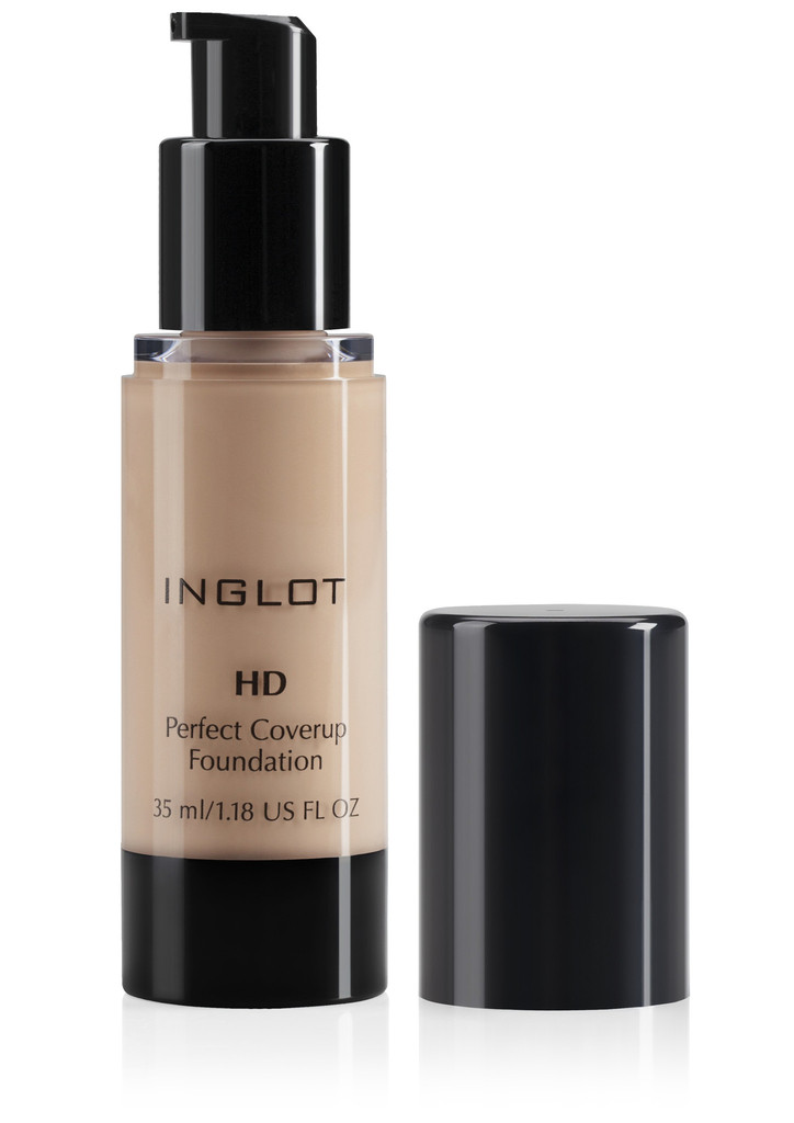 INGLOT HD PERFECT COVERUP FOUNDATION