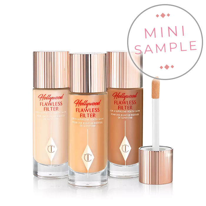 CHARLOTTE TILBURY HOLLYWOOD FLAWLESS FILTER MINI SAMPLE 1.5 ML