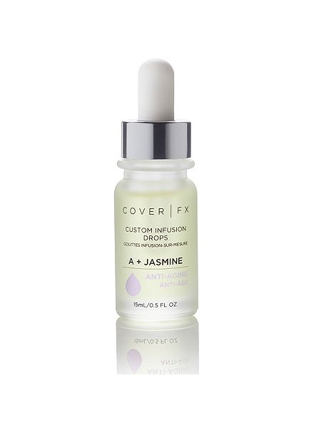 COVER FX CUSTOM INFUSION DROPS A JASMINE ANTI AGING