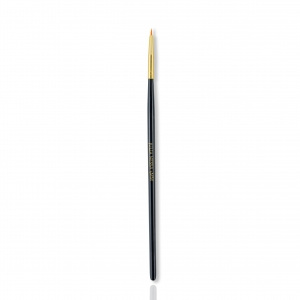 JULIA NESSA WOOD LINE NAIL BRUSH 5MM - GOLD