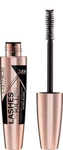 CATRICE MASCARA LASHES TO KILL PRO INSTANT VOLUME 24H MASCARA ULTRA BLACK