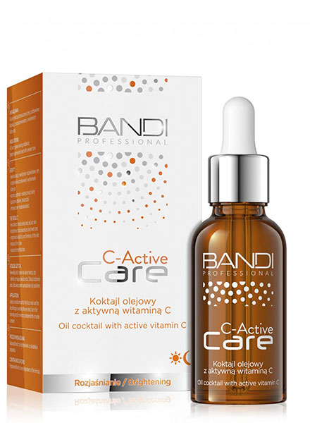 BANDI C-ACTIVE CARE OIL COCTAIL WITH ACTIVE VITAMIN C 30ml
