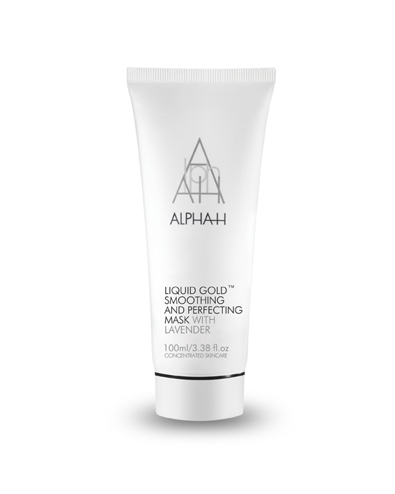 ALPHA-H LIQUID GOLD SMOOTHING AND PERFECTING MASK WITH LAVENDER