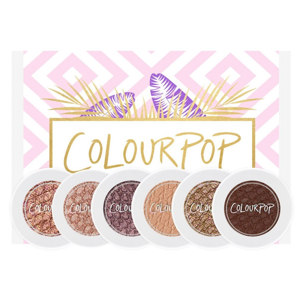 COLOURPOP MILE HIGH EYE SHADOW SET