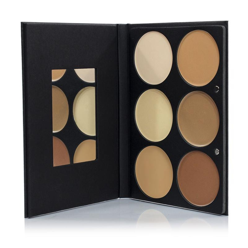 OFRA COSMETICS PROFESSIONAL CONTOURING&HIGHLIGHTING CREAM FOUNDATION PALETTE