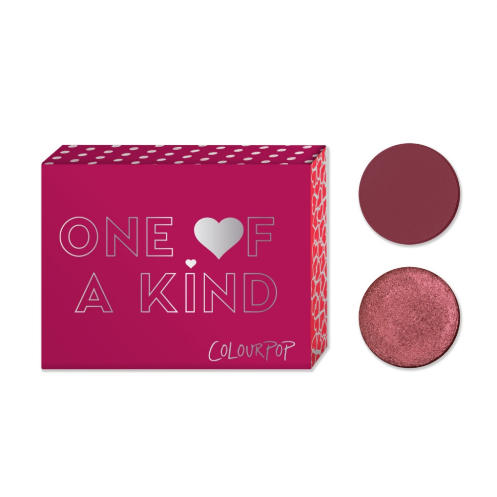 COLOURPOP ONE OF KIND PRESSED POWDER EYE DUO