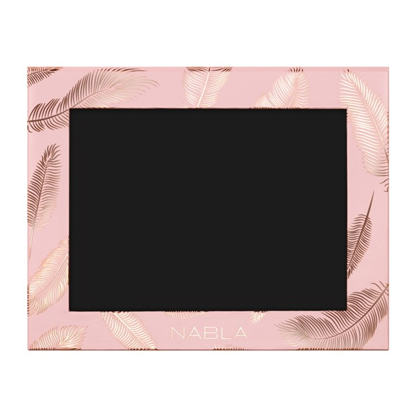 NABLA COSMETICS LIBERTY TWELVE CUSTOMIZABLE PALETTE FEATHER