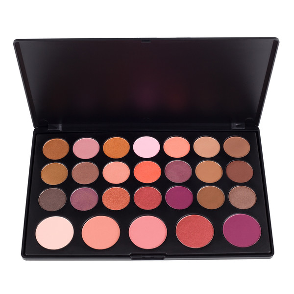 COASTAL SCENTS 26 SHADOW BLUSH PALETTE