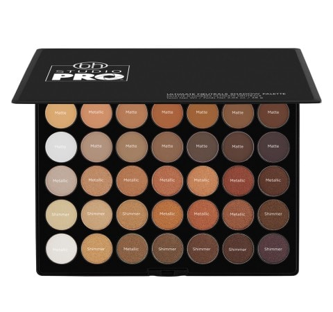 BH COSMETICS STUDIO PRO ULTIMATE NEUTRALS SHADOW PALETTE