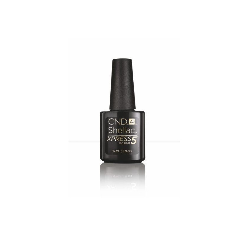 CND SHELLAC UV TOP COAT EXPRESS5 7,3ml.