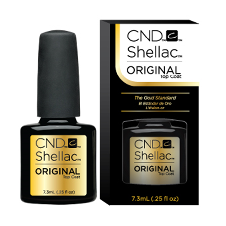 CND SHELLAC UV TOP COAT ORYGINAL 7,3ml.