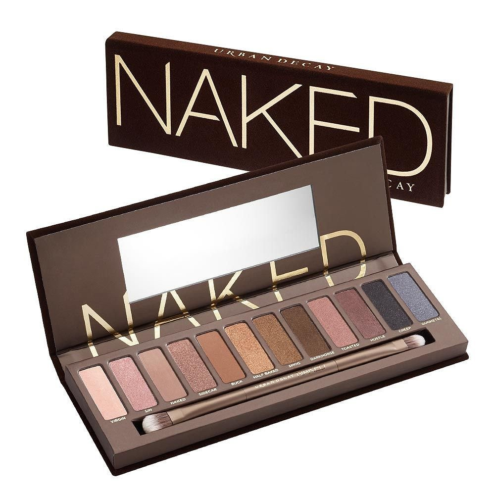 URBAN DECAY NAKED 1 EYESHADOWS PALETTE