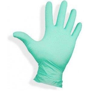 ABA GROUP NITRILE GLOVES GREEN