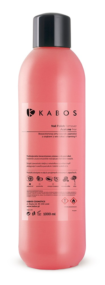 KABOS CLEANER 1000ML