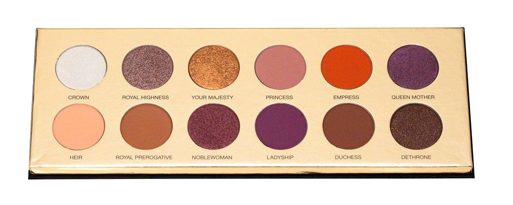 Znalezione obrazy dla zapytania Queen Of Hearts 12 Colour Eyeshadow Palette