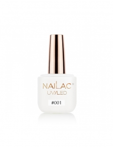 NAILAC HYBRID BASE COAT UV LED #001 7ML