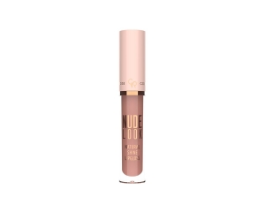 GOLDEN ROSE NATURAL SHINE LIPGLOSS-NUDE LOOK