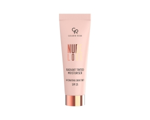 GOLDEN ROSE RADIANT TINTED MOISTURISER NUDE LOOK COLORING FACE CREAM SPF25