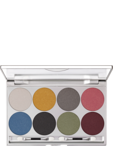 KRYOLAN EYE SHADOW PALETTE 8 COLORS IRIDESCENT