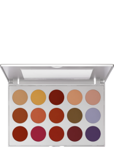 KRYOLAN EYE SHADOW PALETTE 15 COLORS TN2