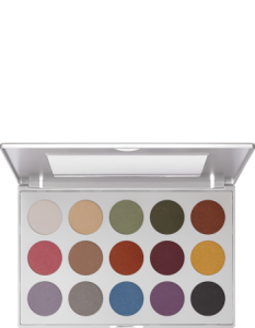 KRYOLAN EYE SHADOW PALETTE 15 COLORS TN3