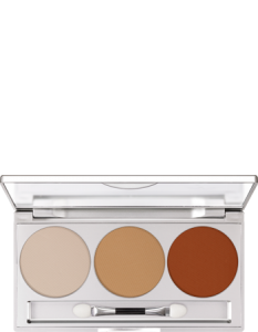 KRYOLAN EYE SHADOW TRIO SET DUNES