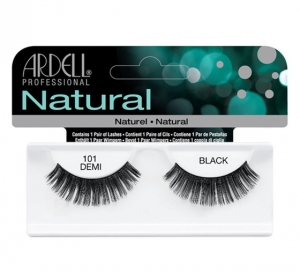 ARDELL LASHES NATURAL DEMI BLACK NATURAL 101