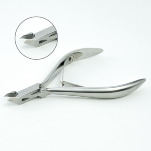 LEXWO # 103D CUTICLE NIPPERS 3MM
