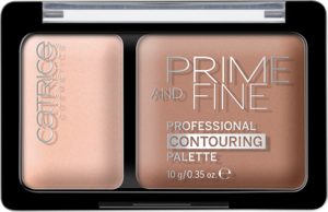 CATRICE PRIME AND FINE PROFESSIONAL CONTOURING PALETTE