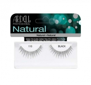 ARDELL LASHES NATURAL BLACK 110