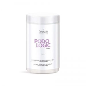 FARMONA PODOLOGIC FITNESS ANTIBACTERIAL BATH SALT WITH SILVER IONS 1400G