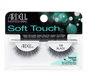 ARDELL LASHES SOFT TOUCH BLACK 156